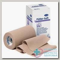 Hartmann putter-haft бинт компресионный малой растяжимости 10смх5м N 1