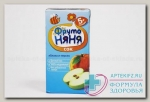 ФрутоНяня Сок яблоко/персик/мяк/без сах 200мл N 1