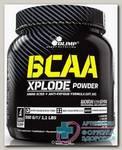 BCAA Xplode комплекс аминокислот порошок 500г фруктовый пунш N 1