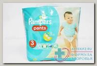 Памперс трусики Pants р.4 (9-14 кг) N 52
