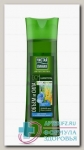 Чистая линия шампунь 400мл объем/сила лен/пшениц д/ослаб волос N 1