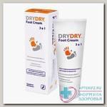 Драй Драй многофункциональный крем д/ухода за кожей стоп 100 мл N 1