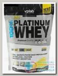 100% Platinum Whey со вкусом лимонный чизкейк 750г пакет N 1