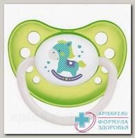 Canpol babies соска-пустышка силик ортодонтич (23/256) 0-6мес Toys N 1