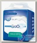 ID Slip подгузники д/взрослых д/тяж недерж Super р-р М 70-130см N 10