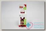 Nuk FlexiCup поильник c силиконовой трубочкой 300 мл N 1